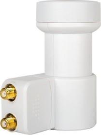 MegaSat HD-Profi Twin LNB weiß