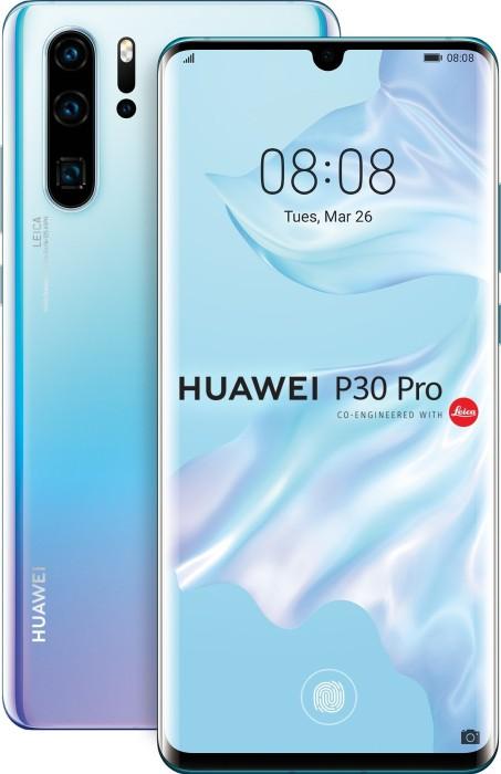 Huawei P30 Pro Dual-SIM 128GB/6GB breathing crystal