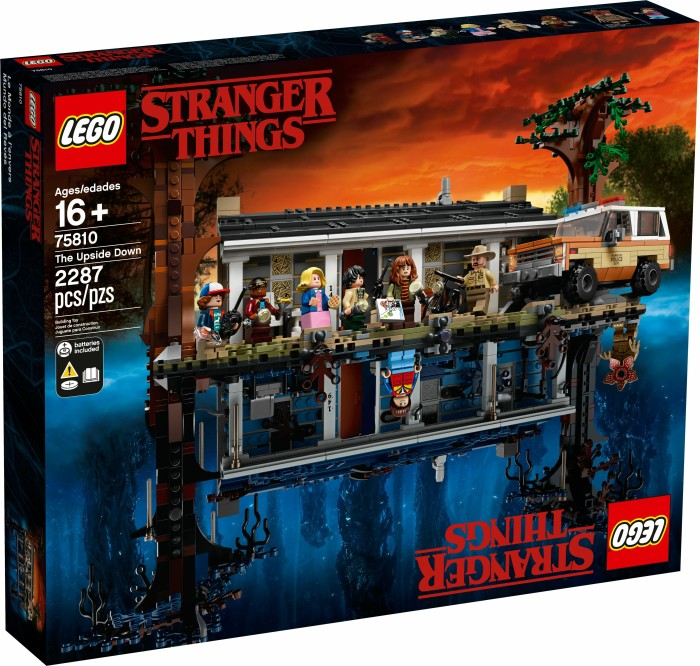 LEGO Stranger Things - Die andere Seite (75810)