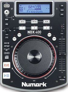 Numark NDX 400 CD turntable