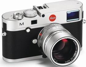 Leica M Typ 240 silber Body (10771)
