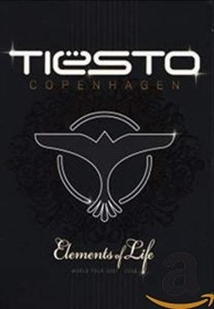 Tiesto - Copenhagen Elements of Life (DVD)