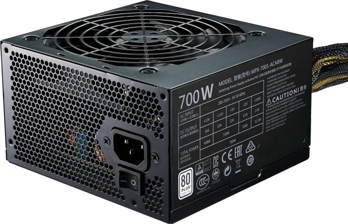 Cooler Master MasterWatt Lite 700W ATX 2.31 (MPX-7001-ACABW)