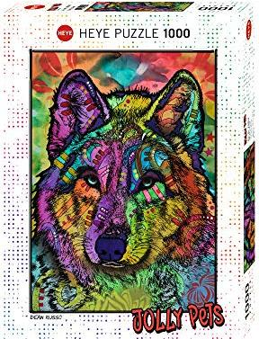 Heye Puzzle Wolf's Soul (29809) -- via Amazon Partnerprogramm