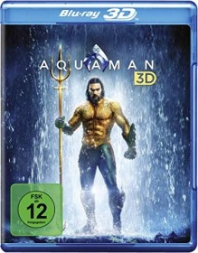 Aquaman (3D) (Blu-ray)