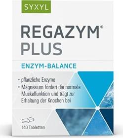 Syxyl Regazym Plus enzyme-Balance tablets, 140 pieces