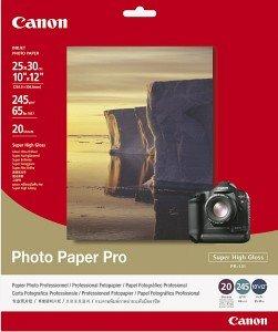Canon PR-101 Fotopapier Pro 25x30, 245g, 20 Blatt (1029A061)