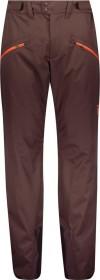 Scott Ultimate Dryo Skihose lang red fudge (Herren) (277699-3850)