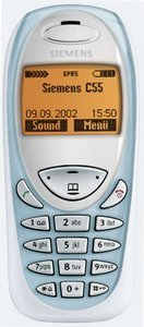 T-Mobile/Telekom BenQ-Siemens C55 (versch. Verträge)
