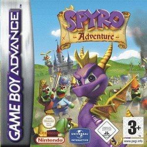 Spyro: Adventure (GBA)