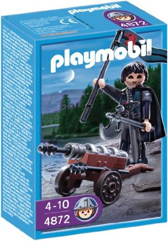 playmobil - Knights - Raubritter mit Geschütz (4872) -- via Amazon Partnerprogramm