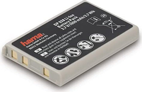 Hama DP028 Li-Ion battery (47028) -- via Amazon Partnerprogramm