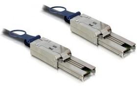 DeLOCK mini SAS x4 [SFF-8088] cable, 1m (83061)