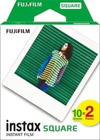 Fujifilm Instax Square Sofortbildfilm, 20 Aufnahmen (16576520)