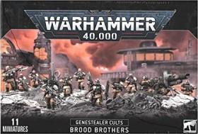 Games Workshop Warhammer 40.000 - Genestealer Cults - Brood Brothers (99120117010)