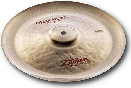 "Zildjian FX Series oriental China Trash 12"" (A0612) -- via Amazon Partnerprogramm"
