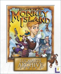 Monkey Island: Escape from Monkey Island (PC)