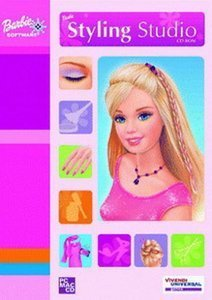 Barbie: Styling Studio (German) (PC)