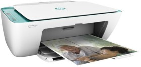 HP DeskJet 2632 All-in-One weiß/türkis, Tinte (V1N05B)