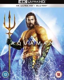 Aquaman (4K Ultra HD) (UK)