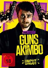 Guns Akimbo (DVD)