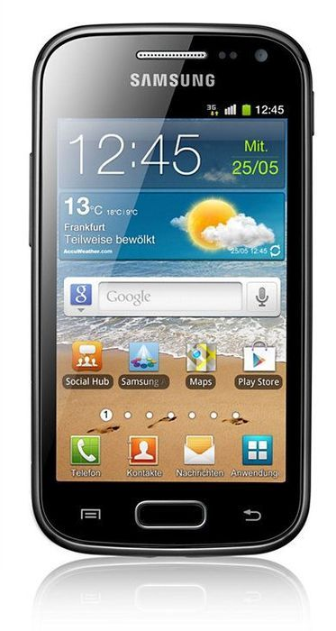 Samsung Galaxy Ace 2 i8160 black