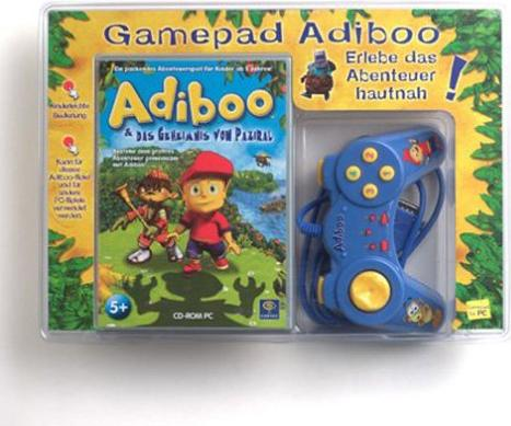 Adiboo: Pazirals Geheimnis (deutsch) (PC) -- via Amazon Partnerprogramm