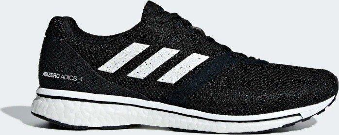 nett adidas adizero Adios 4 core blackftwr white (Herren) (B37312) ab ? 88,79  liefert
