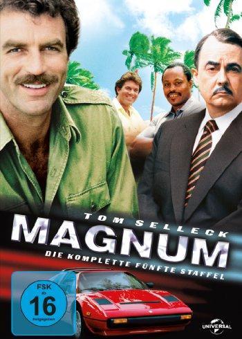 Magnum Season 5 -- via Amazon Partnerprogramm