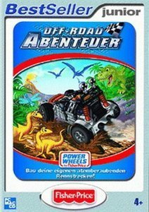 Power Wheels - Offroad Abenteuer (deutsch) (PC)