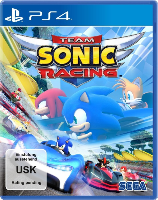 Team Sonic Racing (English) (PS4) | Skinflint Price