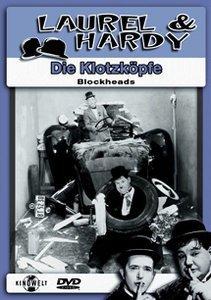 Laurel & Hardy - Die Klotzköpfe