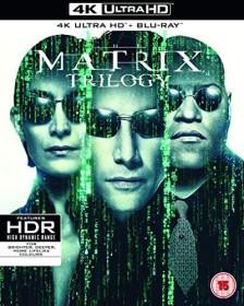 The Matrix Trilogy (4K Ultra HD) (UK)