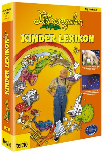 Terzio: Löwenzahn Kinderlexikon (PC+MAC) -- via Amazon Partnerprogramm