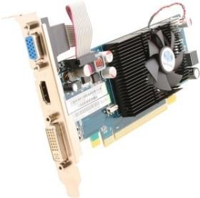 Sapphire Radeon HD 4650 HyperMemory low profile, 512MB DDR2 64bit, VGA, DVI, HDMI, lite retail (11140-41-20R)