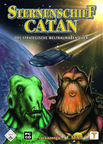 Sternenschiff Catan (niemiecki) (PC) -- via Amazon Partnerprogramm