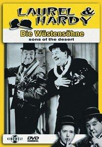 Laurel & Hardy - Die Wüstensöhne