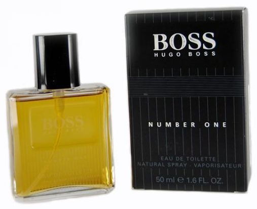 Hugo Boss Number One Eau de Toilette, 50ml