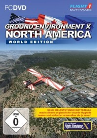 Flight Simulator X - Ground Environment Nord Amerika (Add-on) (PC)