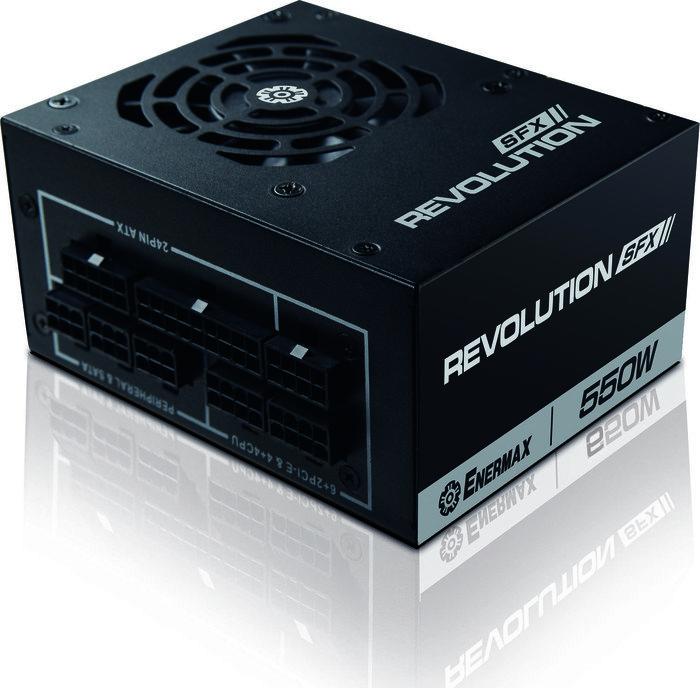 Enermax revolution SFX 550W SFX12V (ERV550SWT)