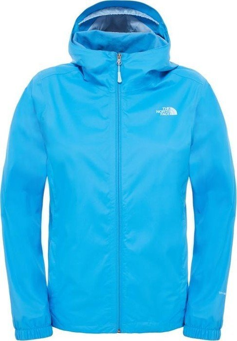 size 40 9d846 a9302 The North Face Quest Jacke clear lake blue/powder blue ...