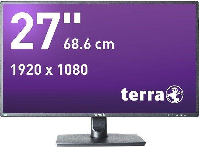 "Wortmann Terra LCD 2756W Greenline Plus, 27"" (3031228)"