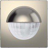 Merten System Design ARGUS 180 UP, nickelmetallic (MEG5710-6050)