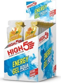 High5 Energy Gel Aqua Orange 1.32kg (20x 66g)
