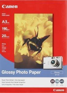 Canon GP-401 Fotopapier 5.4x8.6cm, 190g, 100 Blatt (9157A022)