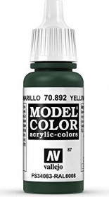 Vallejo Model Color 087 yellow olive (70.892)