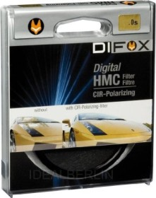 Difox Filter Pol Circular HMC Digital 62mm (D8008688)