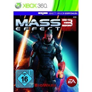 Mass Effect 3 (Kinect) (English) (Xbox 360)