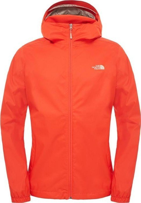 867a71da43c3 The North Face Quest Jacket fiery red (ladies)