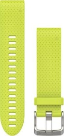 Garmin Ersatzarmband QuickFit 20 Silikon gelb (010-12491-13)
